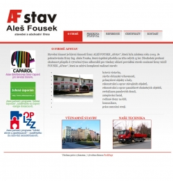 AF Stav Krnov s.r.o.