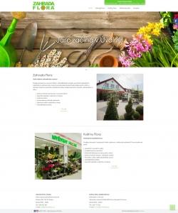 Zahrada Flora